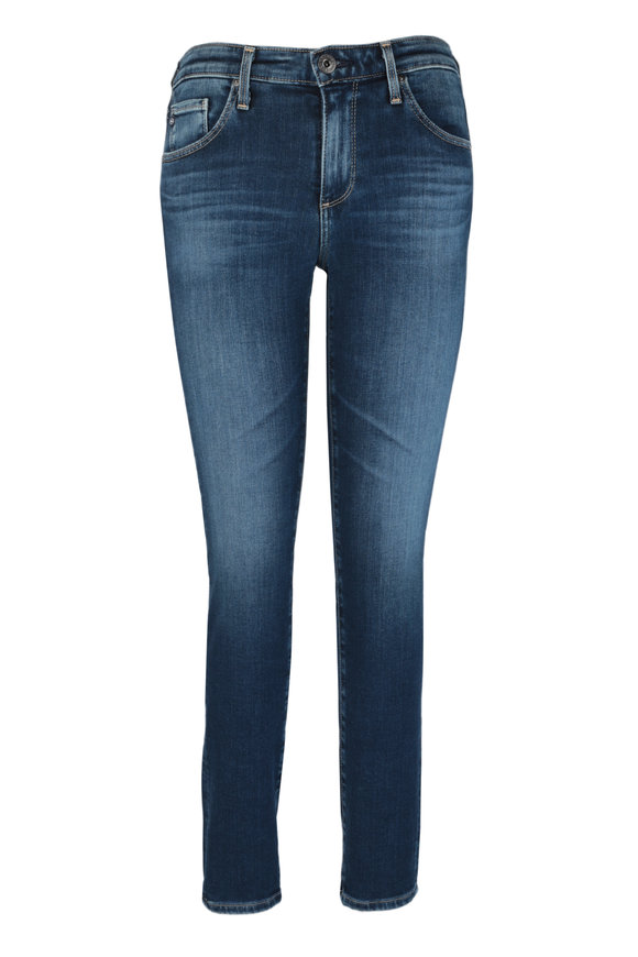 AG Prima Blue Cigarette Ankle Jean