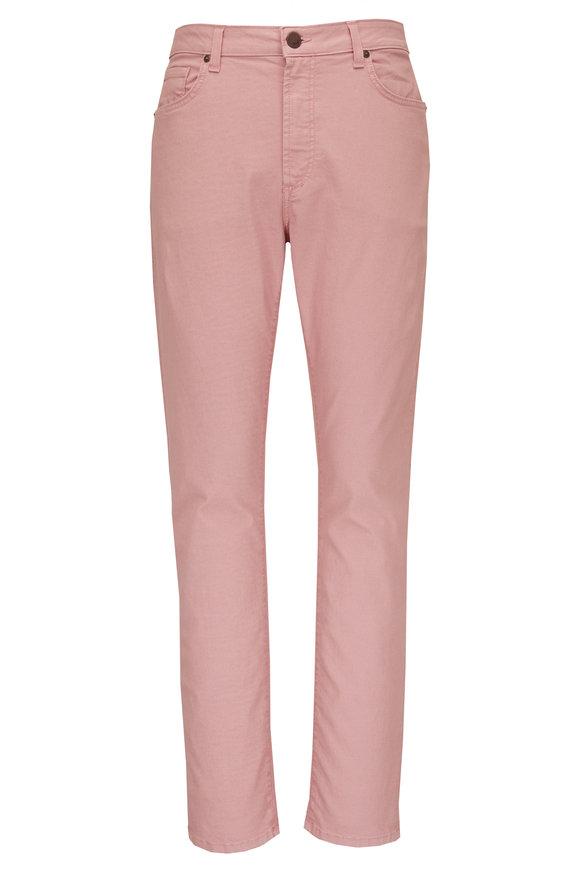 Monfrere Deniro Santorini Pink Five Pocket Jean