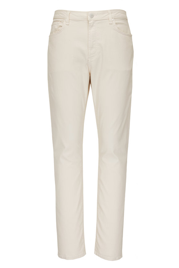 Monfrere Deniro Vintage Blanc Five Pocket Jean