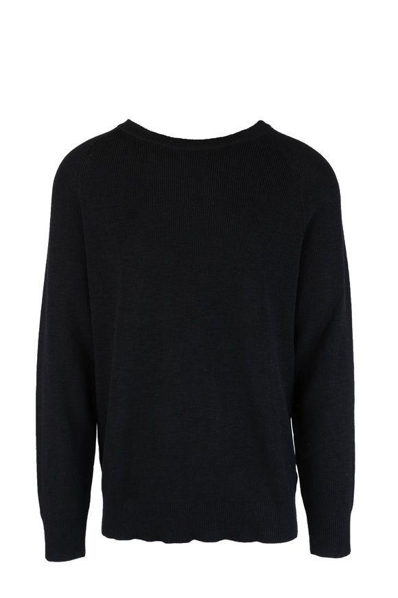NEUW Syngle Black Knit Sweater