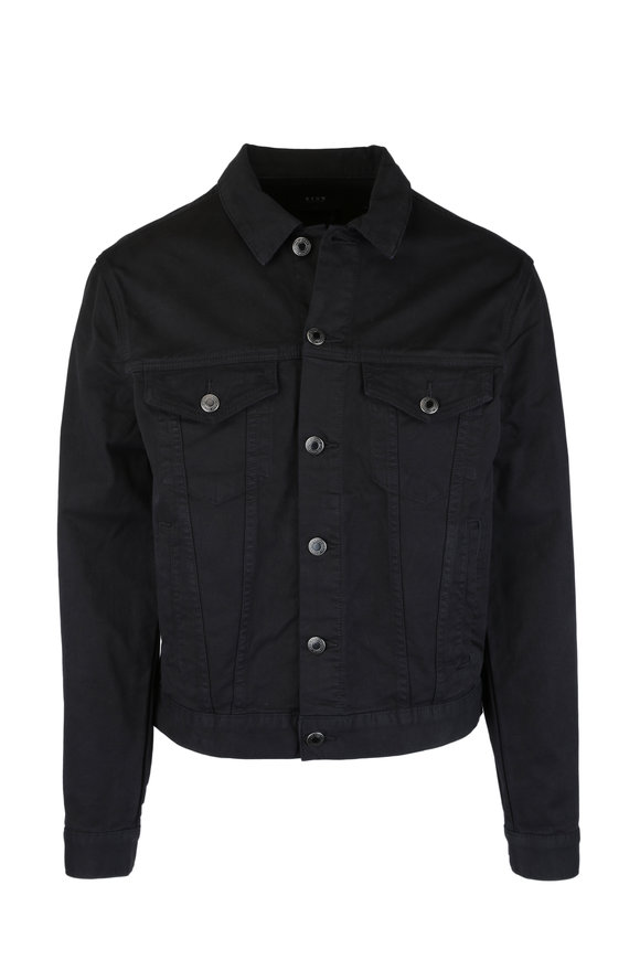 NEUW Type One Black Denim Jacket
