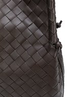 Bottega Veneta - Dark Brown Woven Nappa Leather Shopper