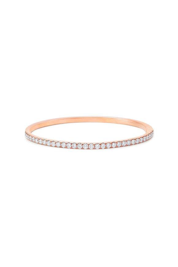 Kwiat 18K Rose Gold Diamond Stack Bracelet