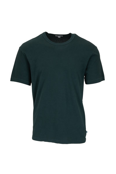 James Perse - Canopy Green Short Sleeve T-Shirt