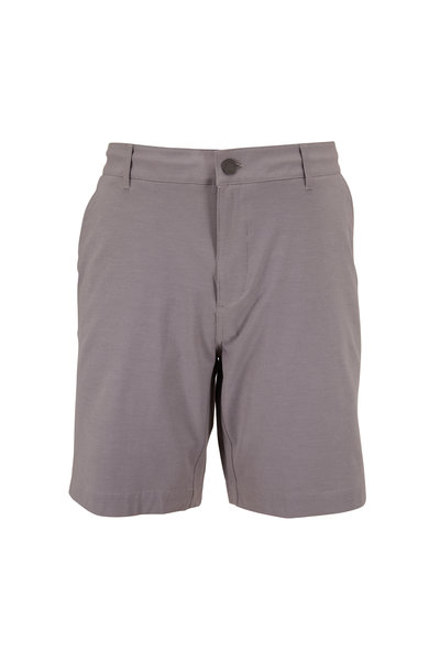 Faherty Brand - Belt Loop All Day Ice Gray Shorts
