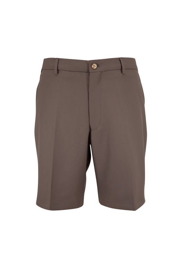 Peter Millar Smoke Gray Performance Shorts