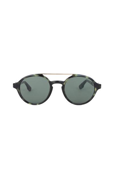 Kiton - KT504S Sole Grey Tortoise Sunglasses