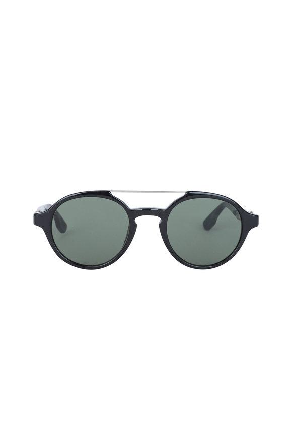 Kiton KT504S Sole Black Sunglasses