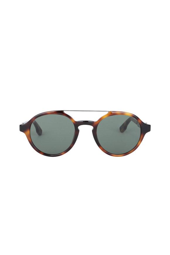 Kiton KT504S Sole Tortoise Sunglasses
