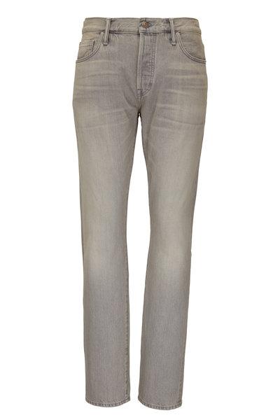 Tom Ford - Light Gray Slim Fit Jean