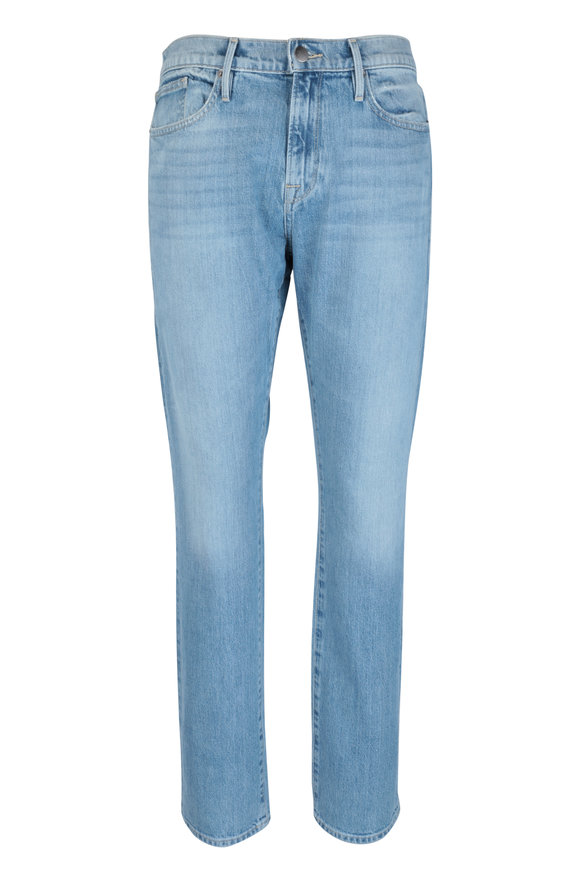 Frame L'Homme Light Blue Slim Fit Jean