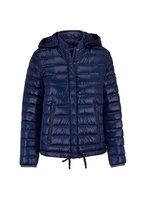 Bogner - Tini Royal Blue Hooded Puffer Jacket