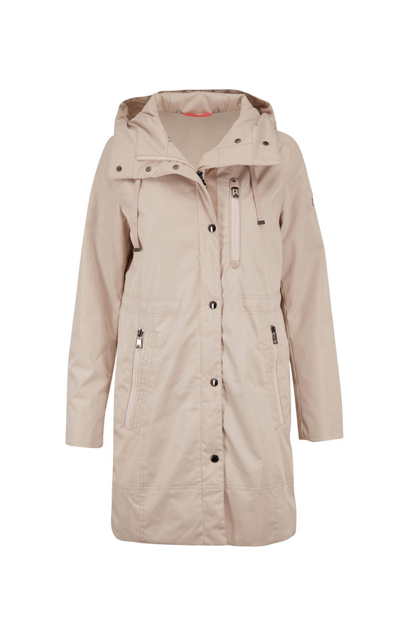 Bogner Tonia Cream Hooded Anorak