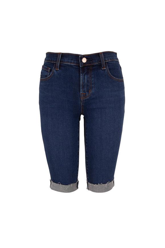 J Brand Paradiso Raw Edge Hem Jean Shorts