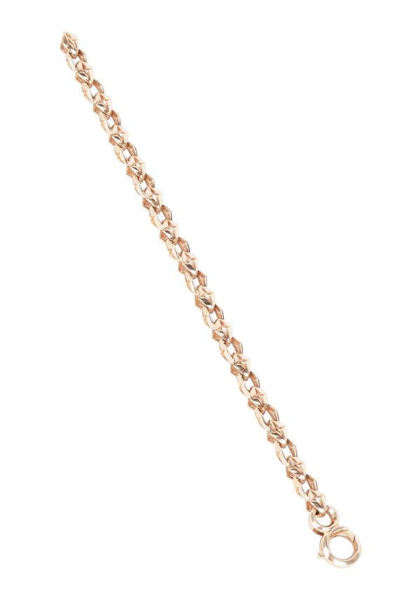Stephen Webster 14K Yellow Gold Thames Link Bracelet