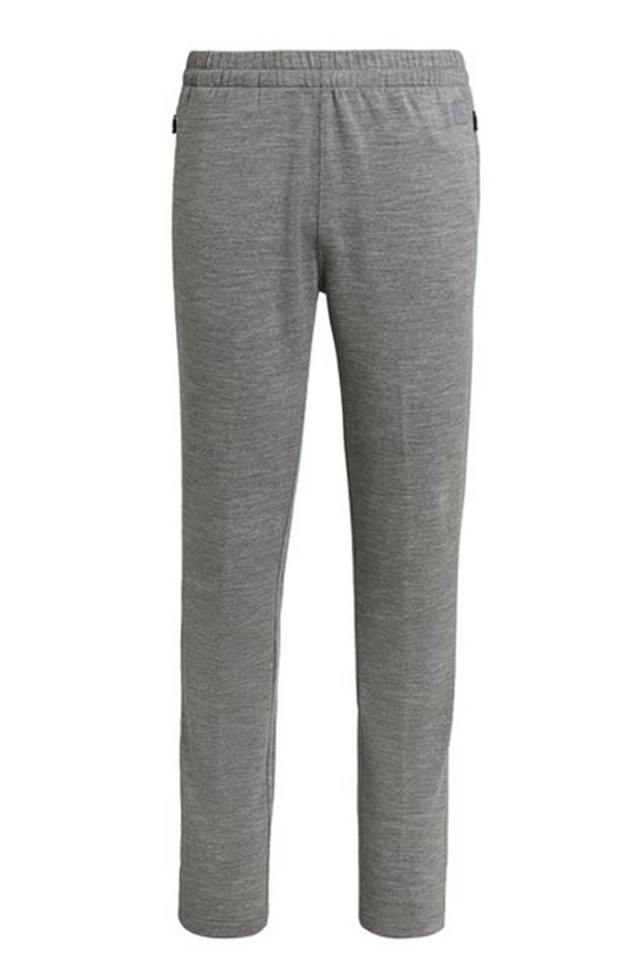 Z Zegna Gray Techmerino Wool Jogger