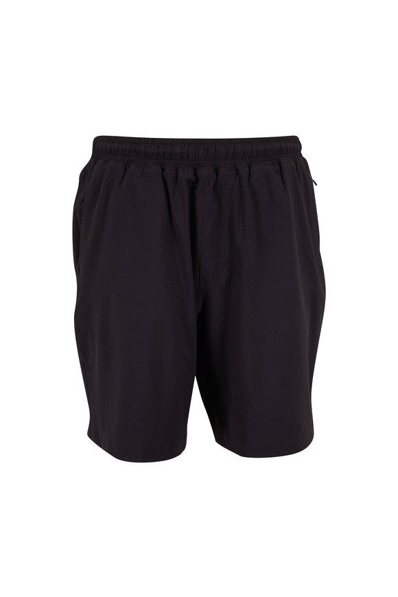 Fourlaps Advanced Black Performance Shorts