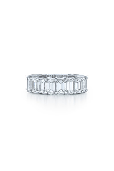 Kwiat - Platinum Diamond Wedding Band