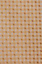 Eton - Yellow & Gray Geometric Silk Necktie