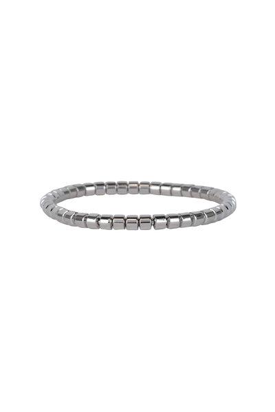 Sidney Garber - Taren 18K White Gold Flex Bracelet