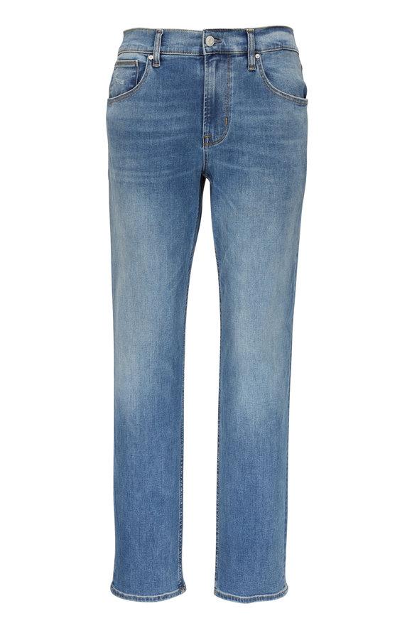 Hudson Clothing Blake Sultan Mid-Rise Slim Straight Jean