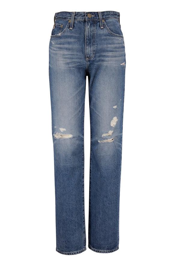 AG Alexxis Vintage Straight Jean