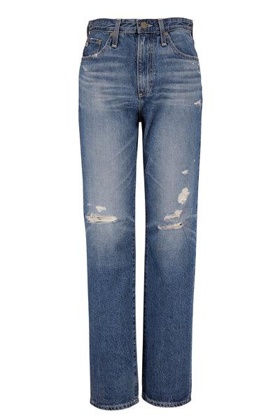 AG - Alexxis Vintage Straight Jean