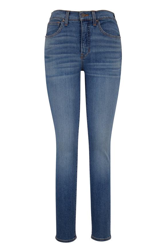 Veronica Beard Kate Beacon High-Rise Skinny Jean