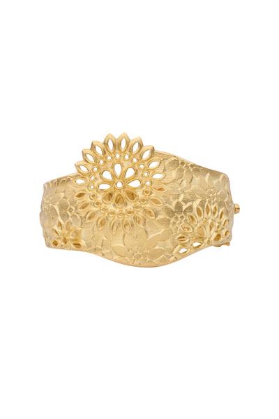 Paul Morelli - 18K Yellow Gold Bombay Cuff