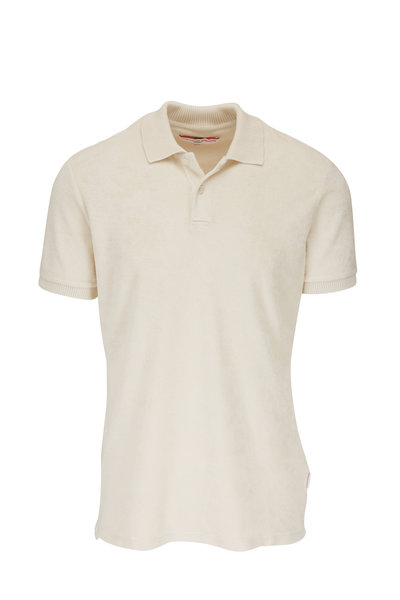 Orlebar Brown - Ryder Dr. No Shell Terry Polo