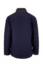 Peter Millar - Suffolk Navy Quilted Coat