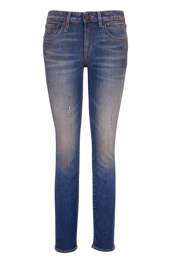R13 Kate Jimi Indigo Skinny Jean
