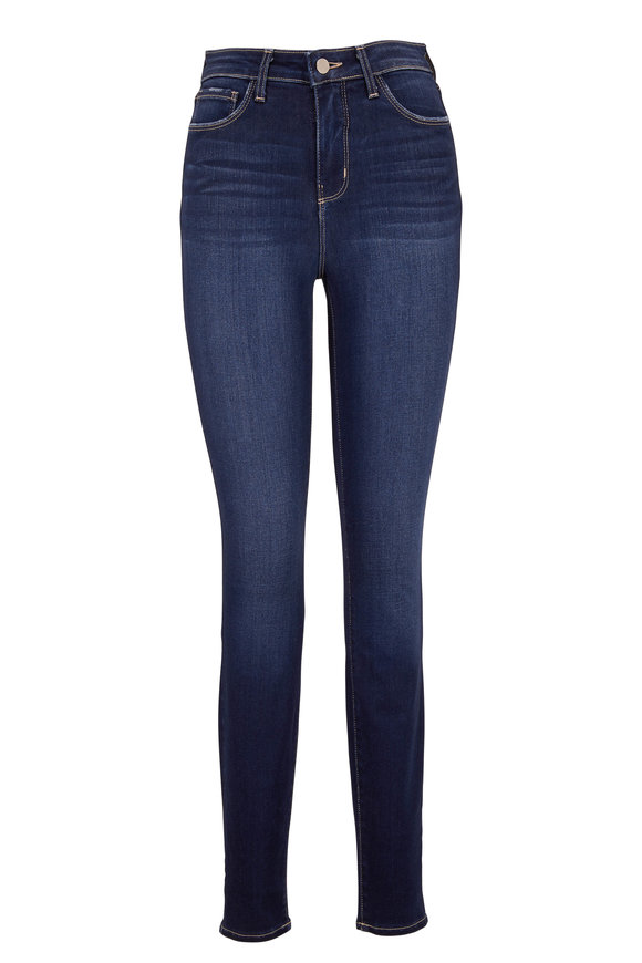 L'Agence Marguerite Orlando High-Rise Skinny Jean