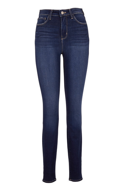 L'Agence - Marguerite Orlando High-Rise Skinny Jean