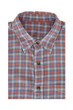 Faherty Brand - Half Moon Bay Plaid Movement Sport Shirt