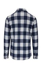 Faherty Brand - Arctic Buffalo Plaid Long Sleeve Sport Shirt