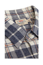 Faherty Brand - Rainier Plaid Featherweight Flannel Sport Shirt