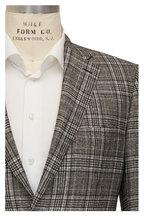 Brioni - Black & White Glen Plaid Sportcoat