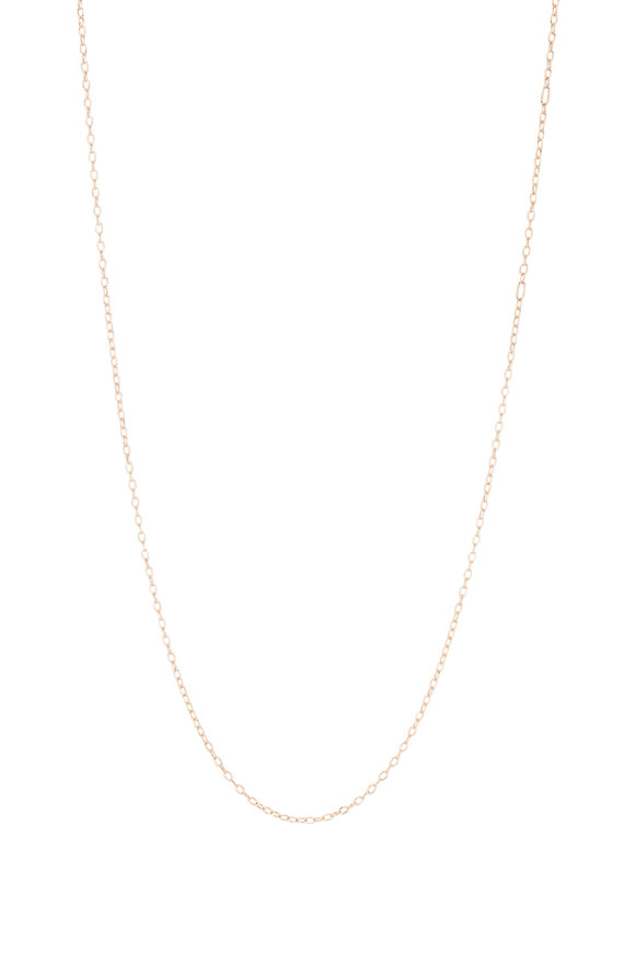 Walters Faith 18K Rose Gold Chain Necklace