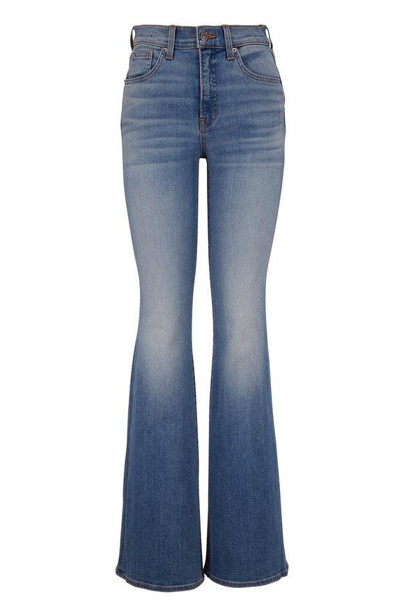 Veronica Beard Beverly Beacon High-Rise Skinny Flare Jean