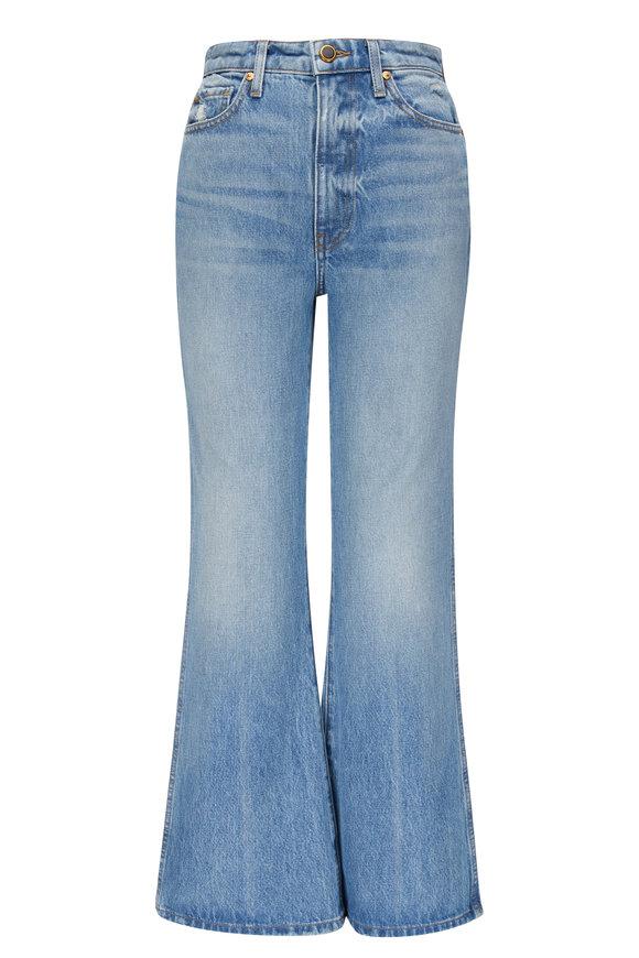 Khaite Gabbie Light Wash Jean
