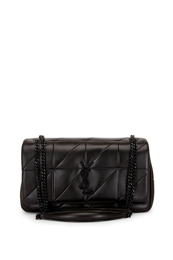 Saint Laurent Jamie Diamond Quilted Leather Shoulder Bag