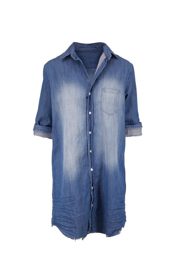 Frank & Eileen Mary Vintage Wash Button Down Shirt Dress