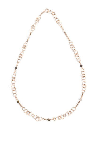 Pomellato - 18K Rose Gold Sabbia Necklace
