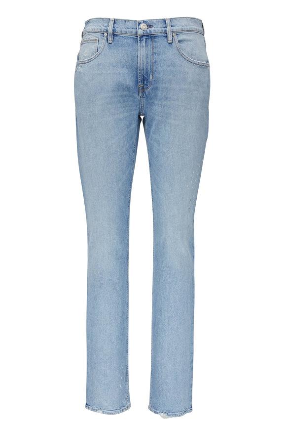 Hudson Clothing Blake Canyon Mid-Rise Slim Straight Jean