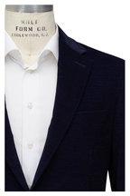 Canali - Navy Fine Wale Corduroy Sportcoat
