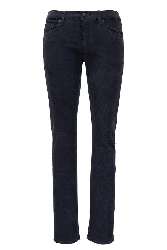 J Brand Tyler G'Nite Corduroy Slim Fit Jean