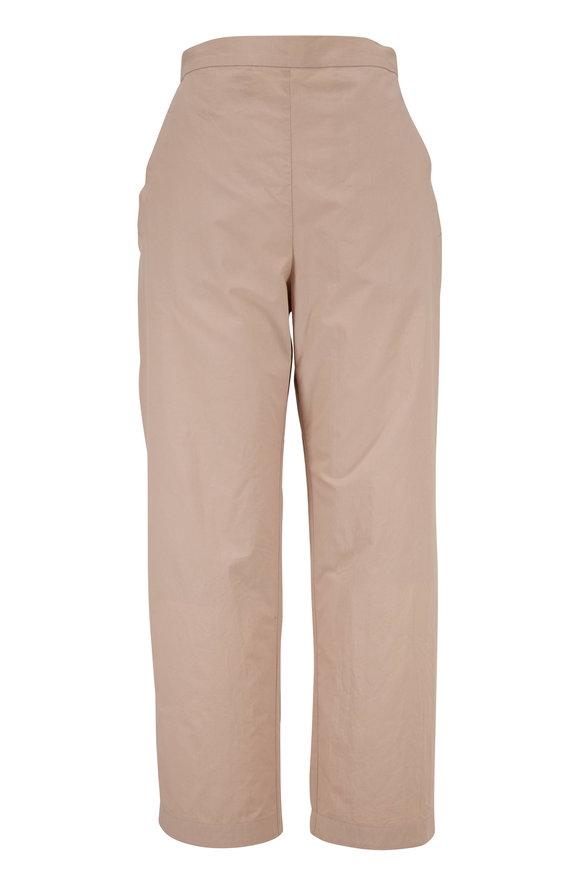 Peter Cohen Squad Tan Cotton Pant
