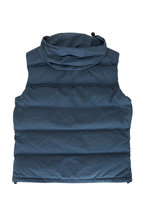 Orlebar Brown - Sommers Gray Technical Puffer Vest
