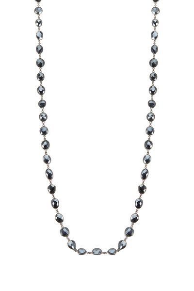 Loriann - Dark Mystic Gemstone Necklace
